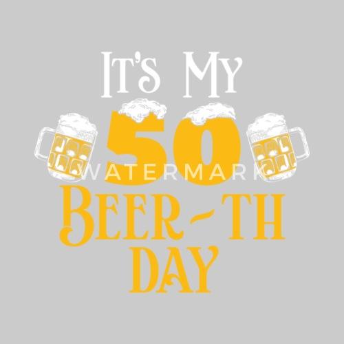 Beanie50 50th Birthday Gift Beer Idea