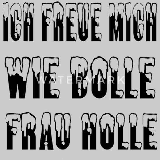 Trinkspiel Frau Holle