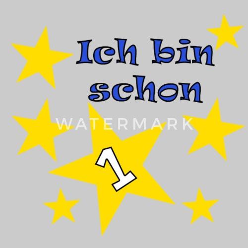 Geburtstag Kind 1 Jahr Geschenk Krone Spruch Stern Von Spidershirt
