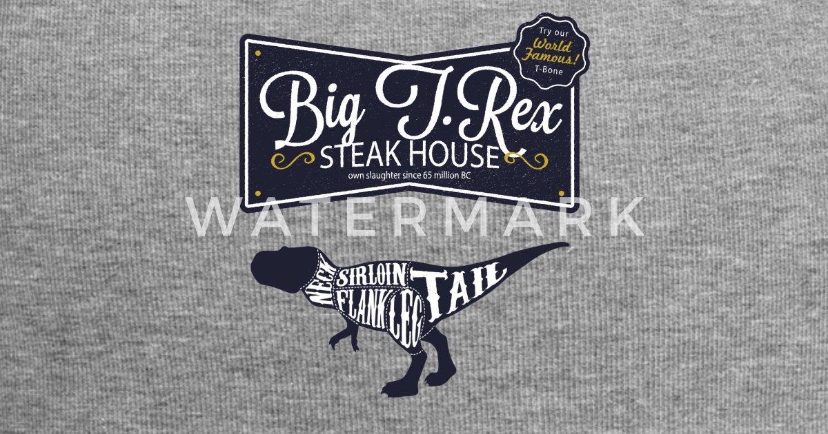 f2d21b21 Big T.Rex Steakhouse Meat Cut Fun Beanie | Spreadshirt