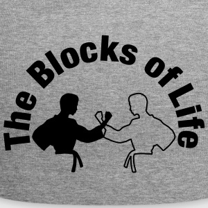 The Blocks of Life - Jersey Beanie