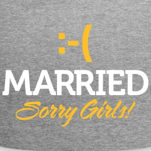Married. Sorry Girls! - Jersey Beanie