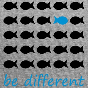 Be different - Jersey Beanie
