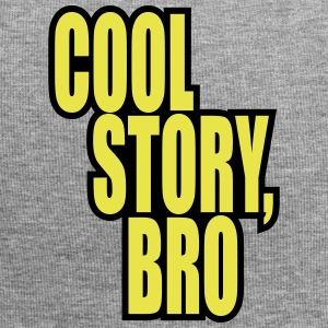 Good story / Cool story bro - Jersey Beanie