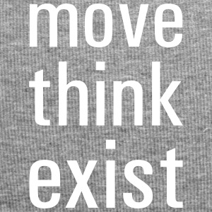 Move think exist - Jersey Beanie