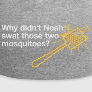 Why Didn't Noah Swat Those Mosquitoes? - Jersey Beanie
