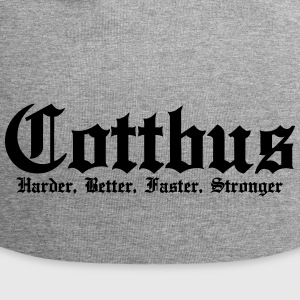 Cottbus Harder, Better, Faster, Stronger Kaupungin nimi - Jersey-pipo