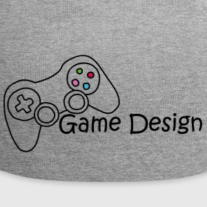 Game Design - Jersey Beanie