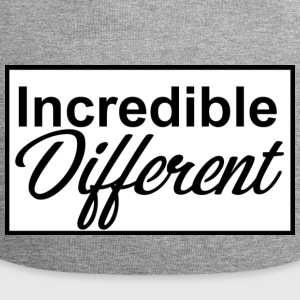 icredibledifferent_logo - Jersey-Beanie