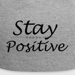 Stay Positive - Jersey-Beanie
