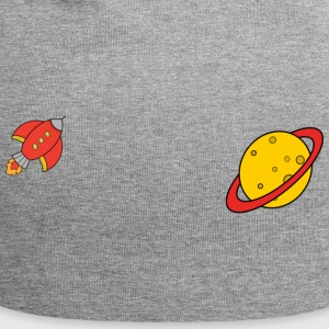 space - Jersey Beanie