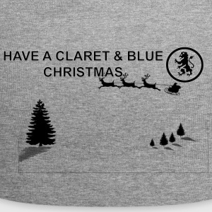 Claret and Blue Xmas - Jersey-beanie