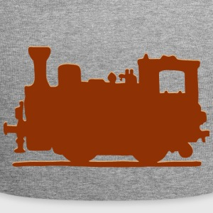 Vintage Steam Train - Jersey-Beanie