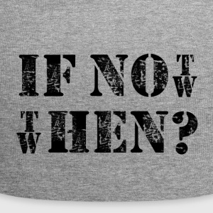 IF NOW THEN? - Jersey Beanie