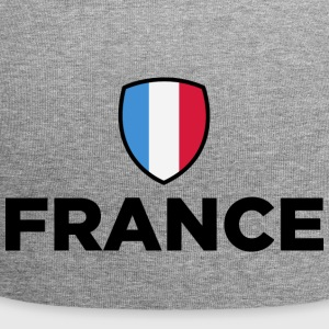 Drapeau national de la France - Bonnet en jersey