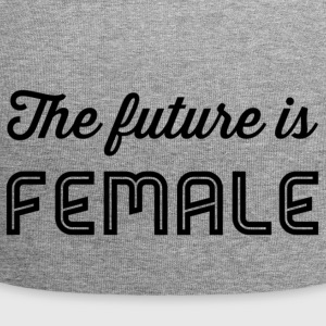 The future is female - Jersey Beanie