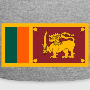 Drapeau national du Sri Lanka - Bonnet en jersey