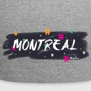 Montreal # 1 - Beanie in jersey