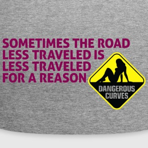 The Road Is Sometimes Less Traveled - Jersey Beanie