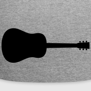 guitare acoustique - Bonnet en jersey