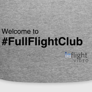 Welcome to #FullFlightClub - Jersey Beanie