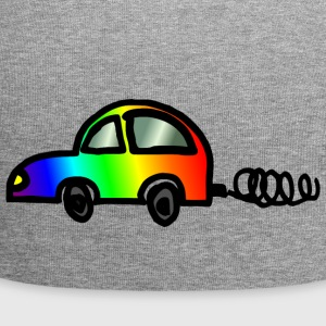 Car coloré: arc-en-Beetle - Bonnet en jersey