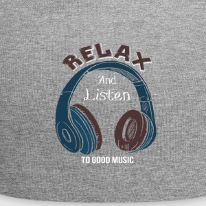 MUSIC | RELAX AND LISTEN TO - Jersey Beanie