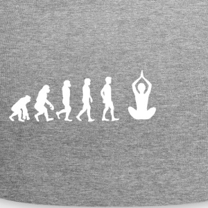 EVOLUTION yoga - Jersey-Beanie