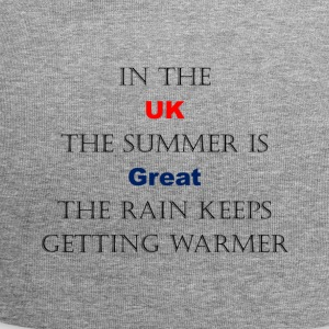 UK Weather Joke - Jersey Beanie