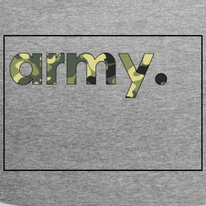 Army Camouflage - Jersey Beanie