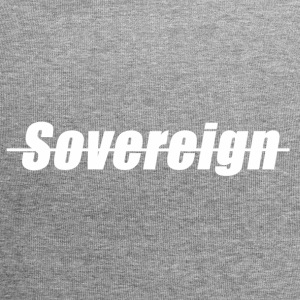 Sovereign White Dashed - Jersey Beanie