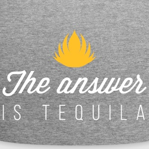 The Answer Is Tequila - Jersey Beanie