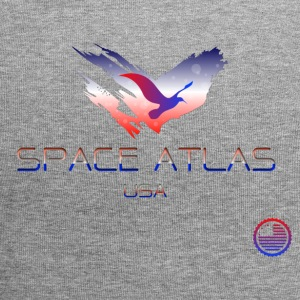 Space Atlas Tee USA - Jersey-beanie