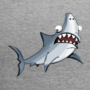 Illustration requin - Bonnet en jersey