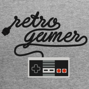 Retro Gamer NES - Bonnet en jersey