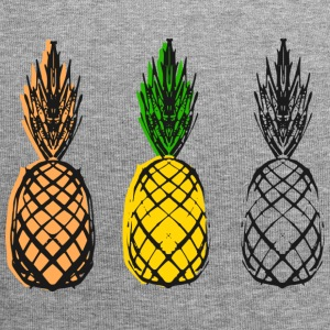 Pineapple collage - Jersey Beanie