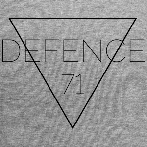 Defense 71 black - Jersey Beanie