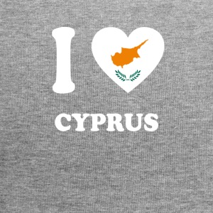 i love home gift country CYPRUS - Jersey Beanie