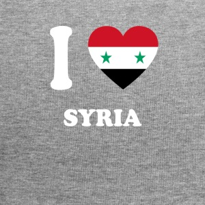 i love home gift country SYRIA - Jersey Beanie