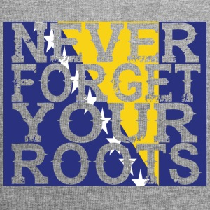 never forget roots home Bosnien Herzegowina - Jersey-Beanie