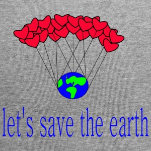 let-s_save_the_earth - Jersey-Beanie