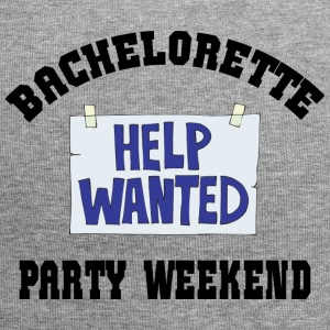 Bachelorette Party Help Wanted - Jersey Beanie