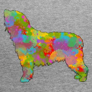 Spanish Water Dog Multicolored - Jersey Beanie
