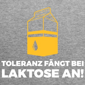 Tolerance Begins With Lactose! - Jersey Beanie