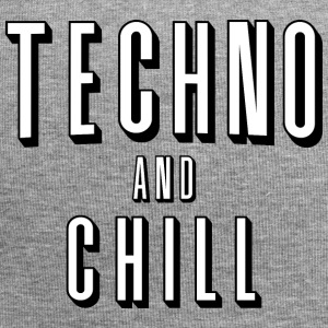 Techno and chill - Jersey Beanie