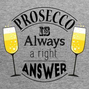 prosecco answer - Jersey Beanie