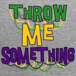 Mardi Gras Throw Me Something - Jersey-beanie