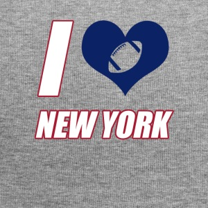I love New York - Jersey Beanie
