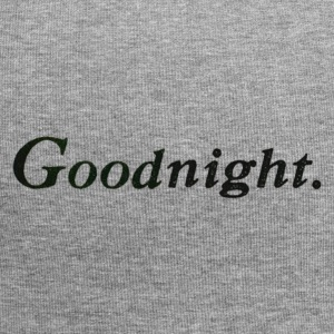 Good Night PNG Transparent Image - Jersey-Beanie