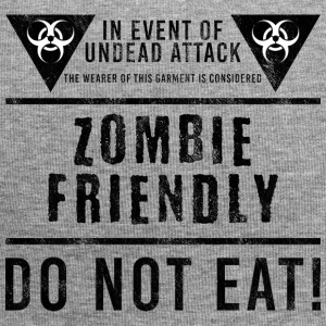 Zombie: In Event Of Undead Attack, The Wearer Of - Jersey Beanie